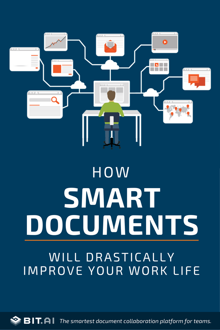 What are Smart Documents and Why They Will Make Your Work Life Easy