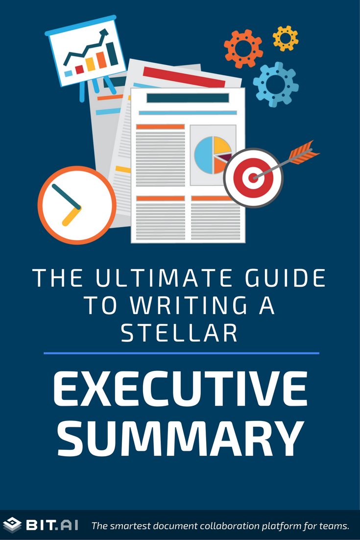 How to write an Executive summary - Banner
