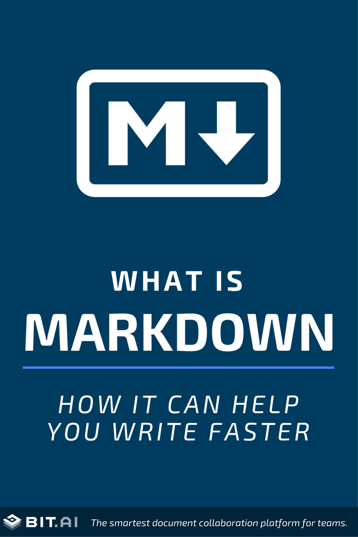 What is Markdown & How It Can Help You Write Faster.