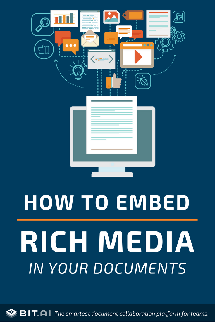 Ultimate Guide on How To Embed Rich Media In Documents