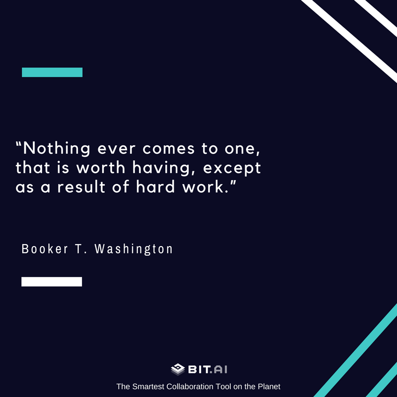 30 Hard Work Quotes To Get You Motivated For Success