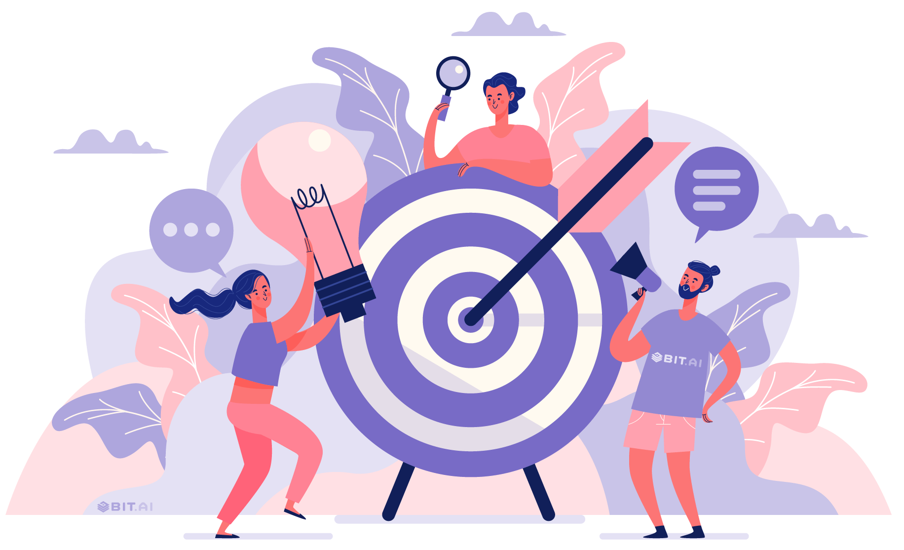 Setting goal regarding what needs to be accomplished through competitor analysis