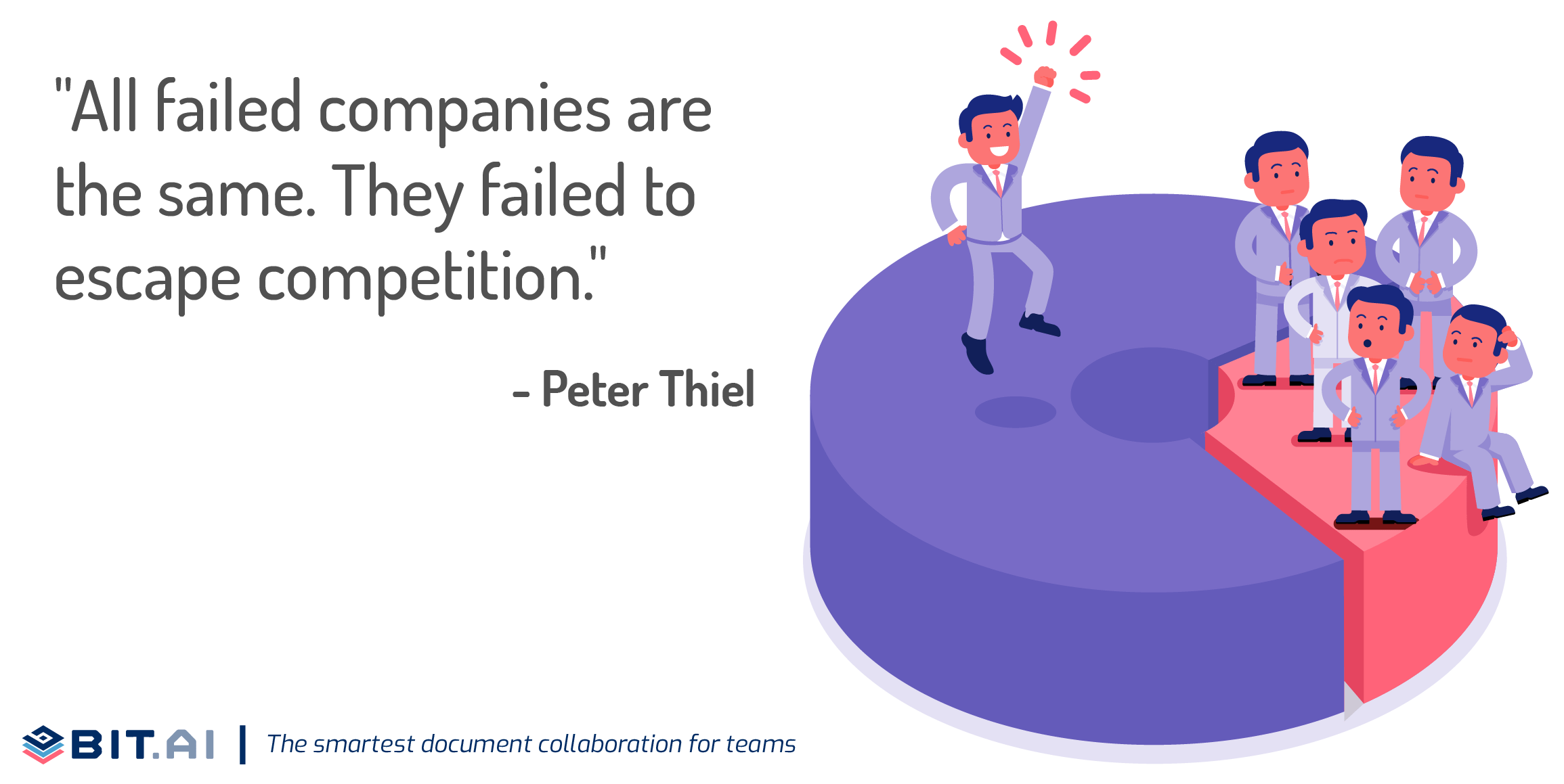 Quote on competitor analysis