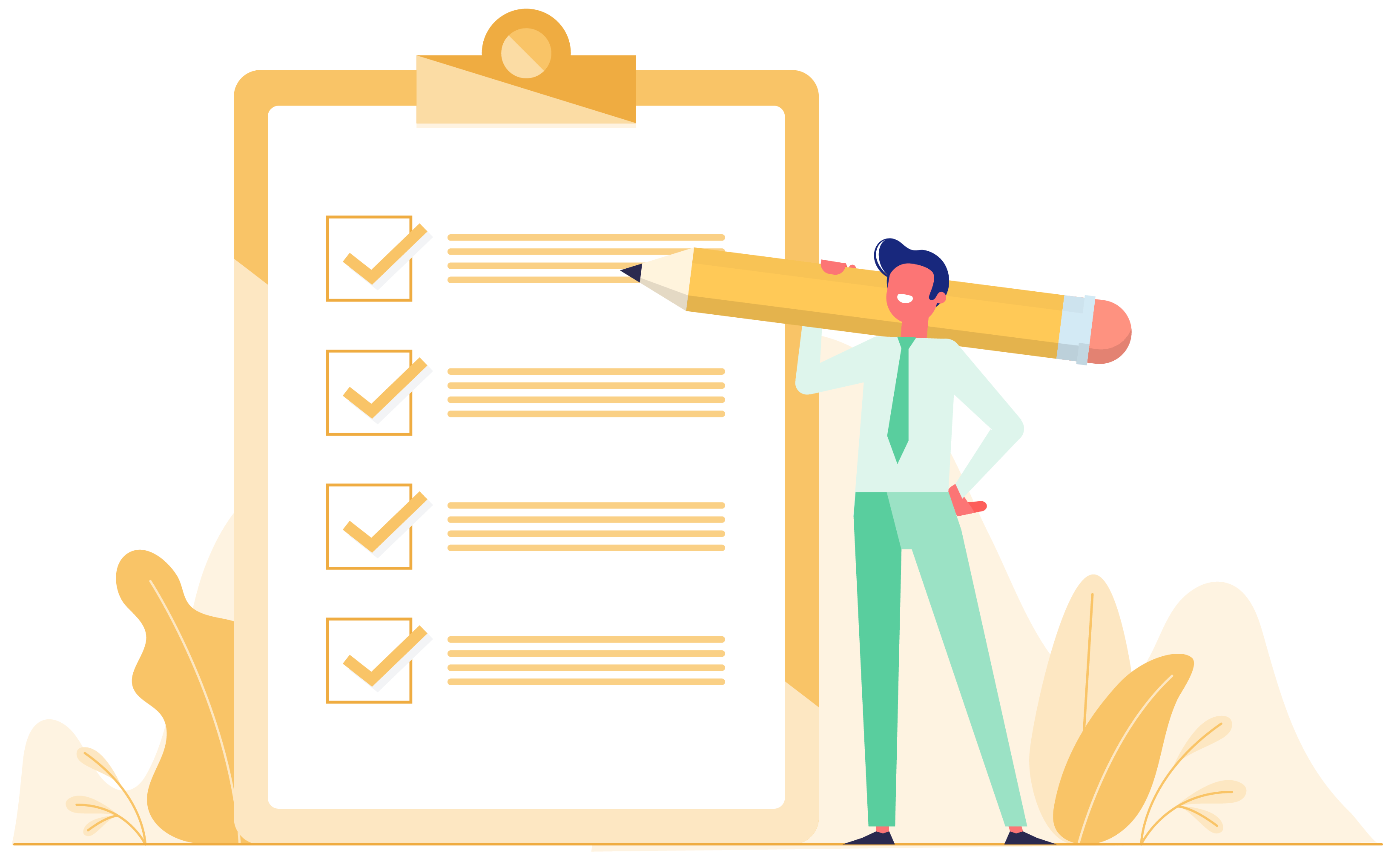 Listicles for creating process documentation