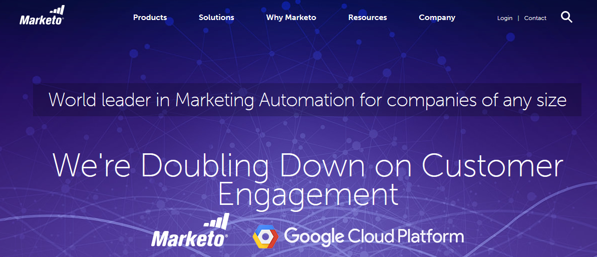 Marketo: Sales enablement tool