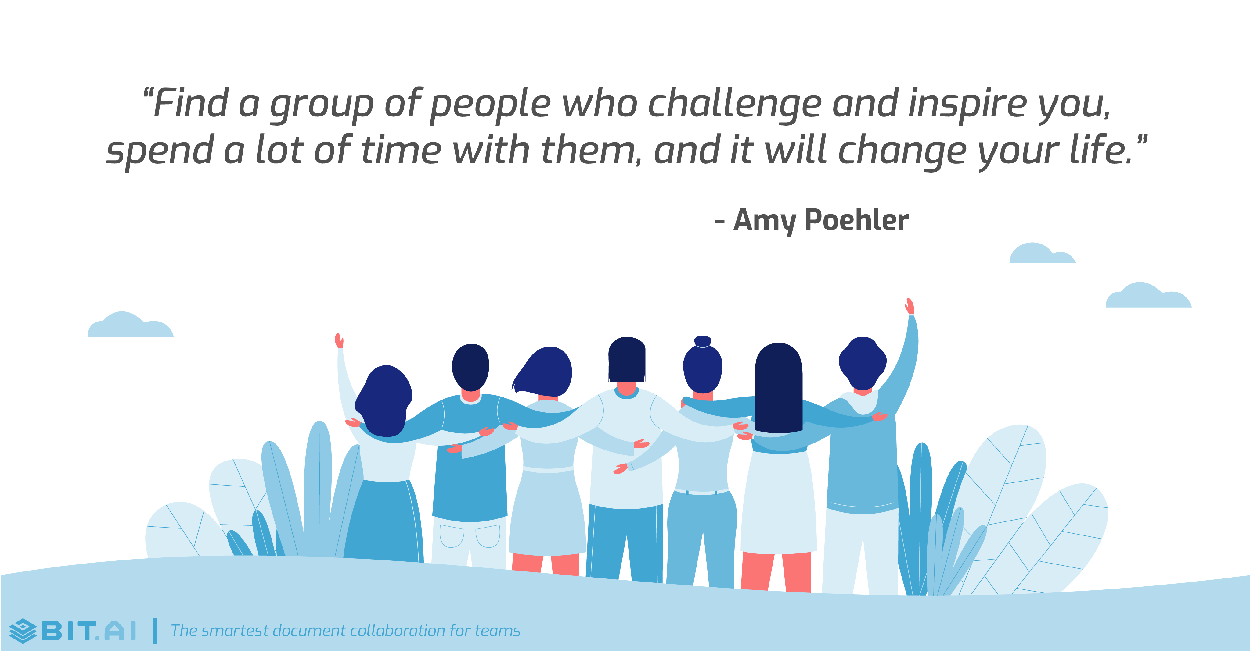 Teamwork collaboration quote by Amy Poehler