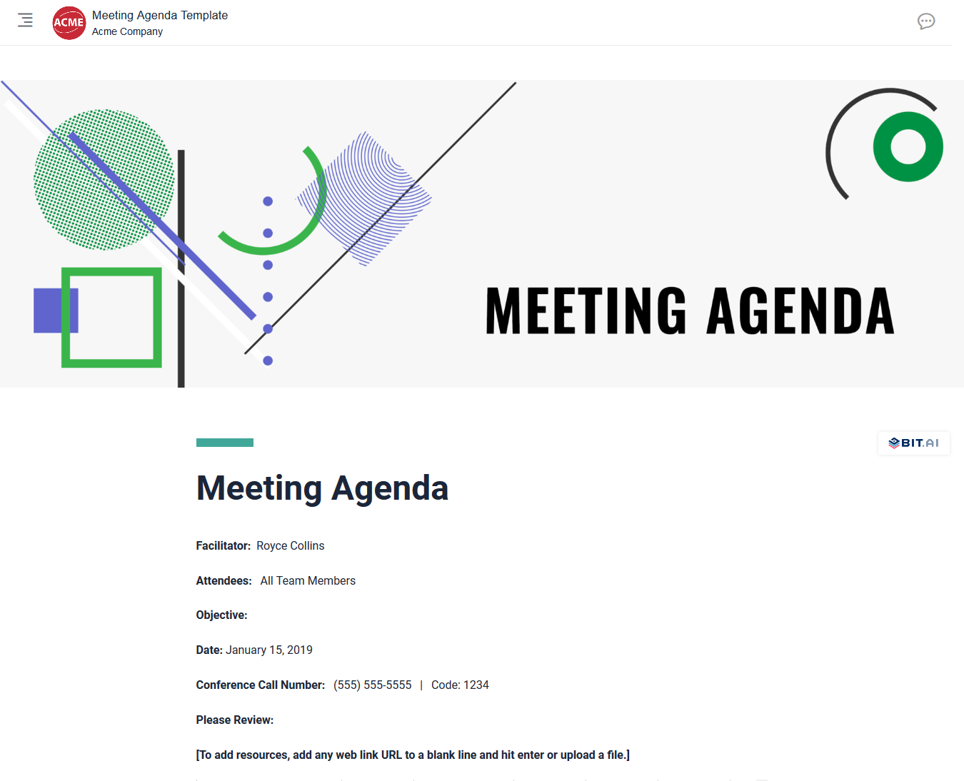 Meeting agenda template how to create an effective agenda dont worry we have a free meeting agenda template maxwellsz