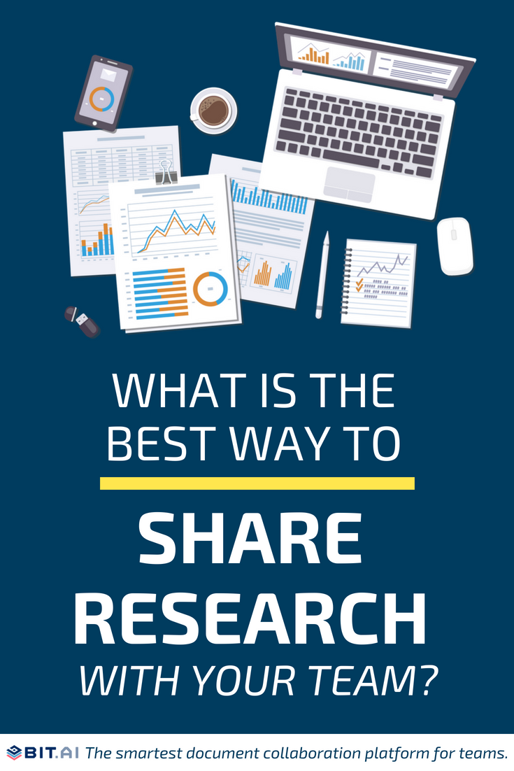 What is the Best Way to Share Research with Your Team? - PIN