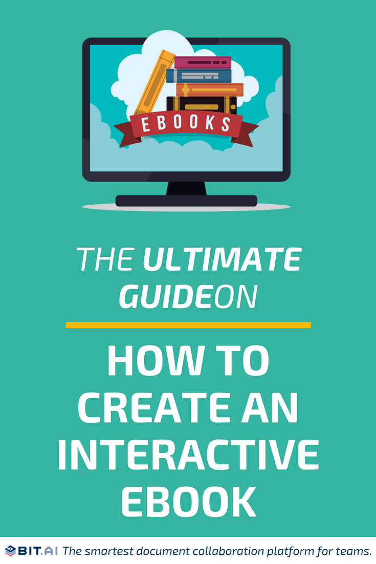 The Ultimate Guide on How To Create an Interactive ebook - Interactive ebook (PIN)
