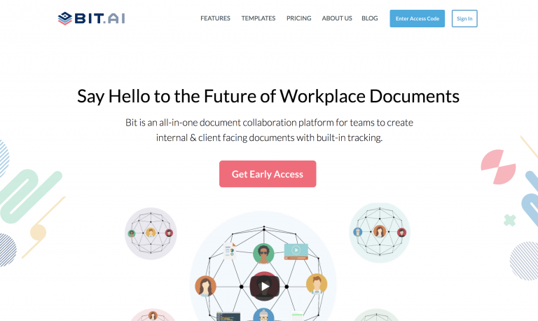 Bit.ai: Tool for creating internal knowledge base
