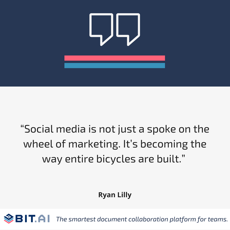 Social media quote by Ryan Lilly