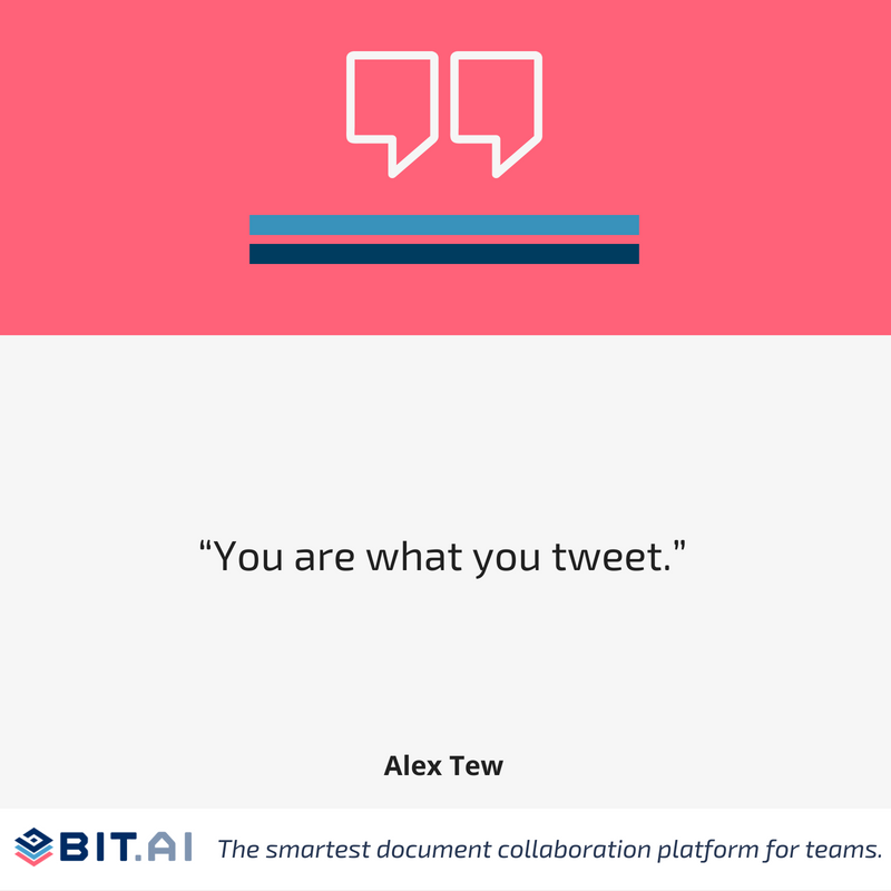 Social media quote by Alex Tew