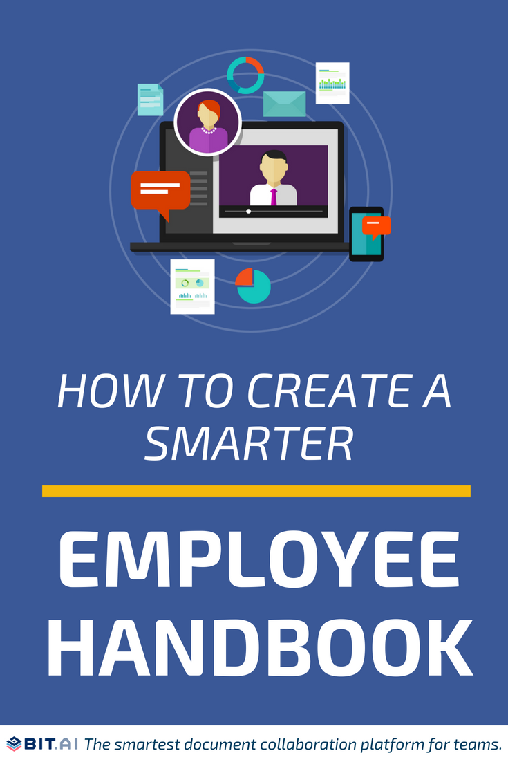 How to create a Smarter Employee Handbook - Employee Hanbook (PIn)