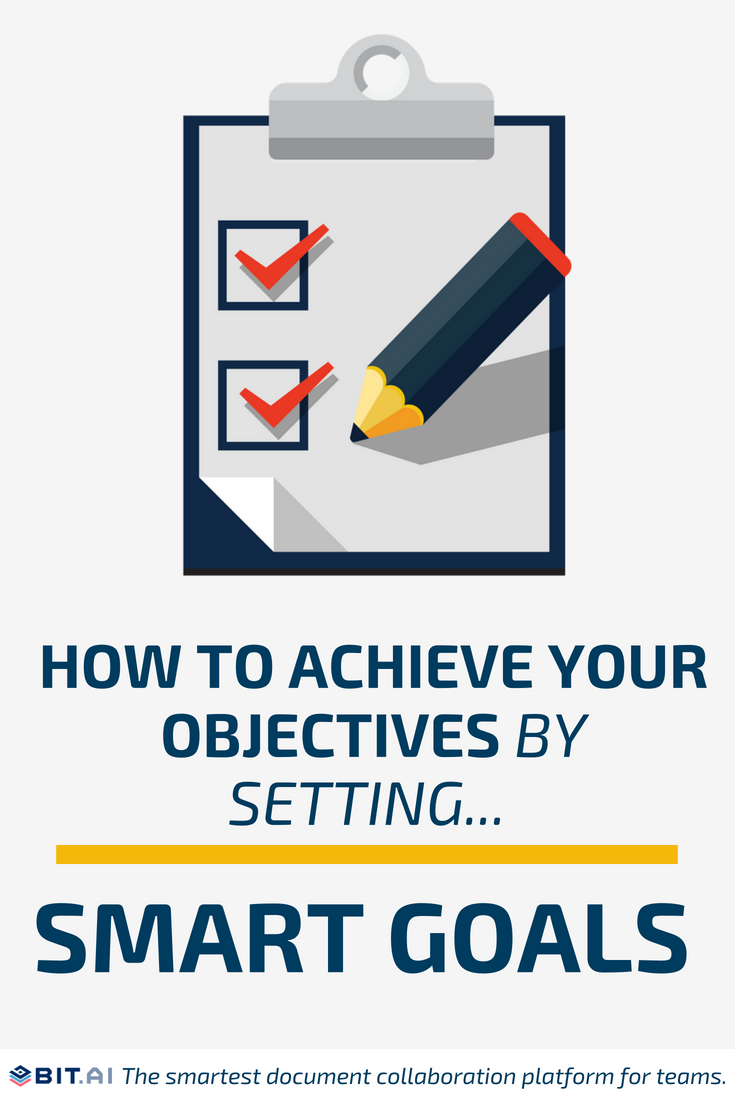 How to Achieve Your Objects by Setting SMART Goals - Smart Goals (Pin)