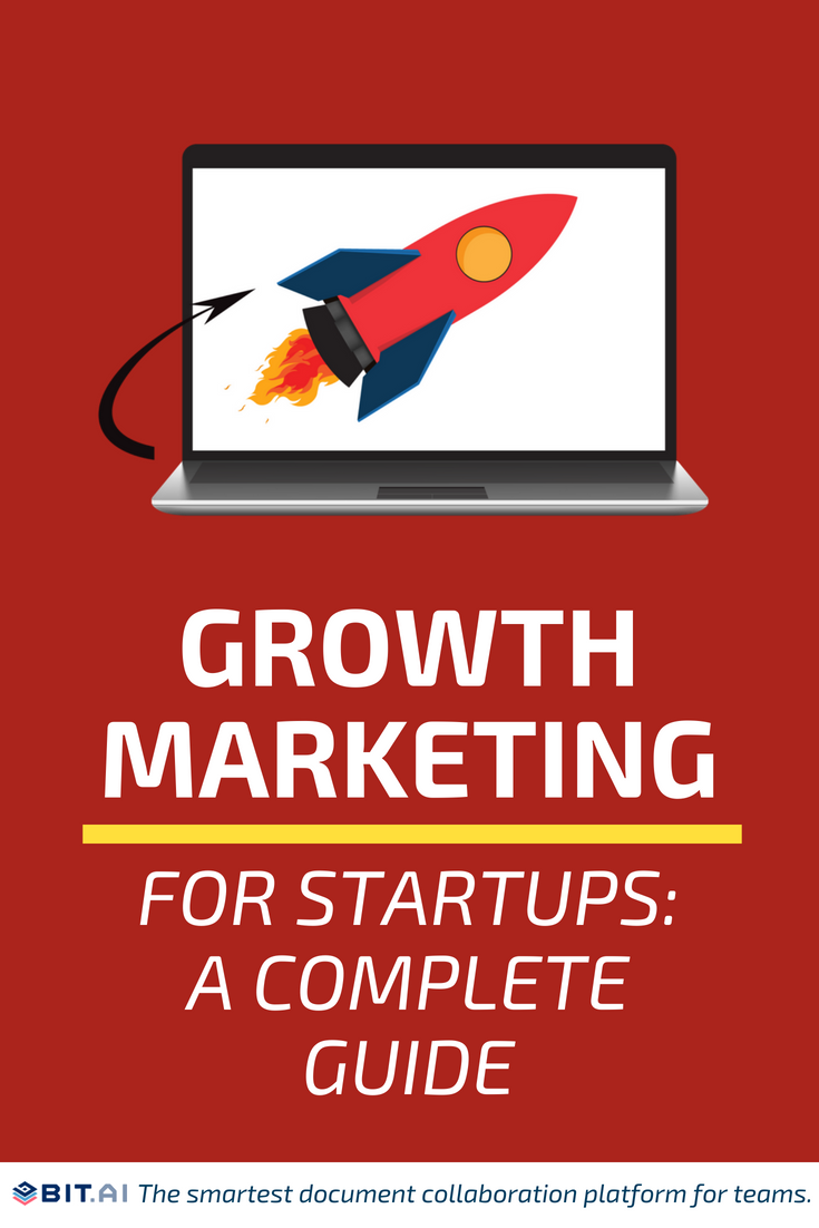 The Definitive Guide to Growth Marketing for Startups - Growth Marketing (PIN)