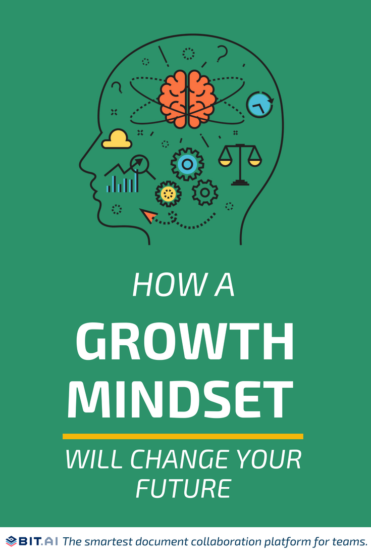 How a Growth Mindset Will Change Your Future - Growth Mindset (PIN)
