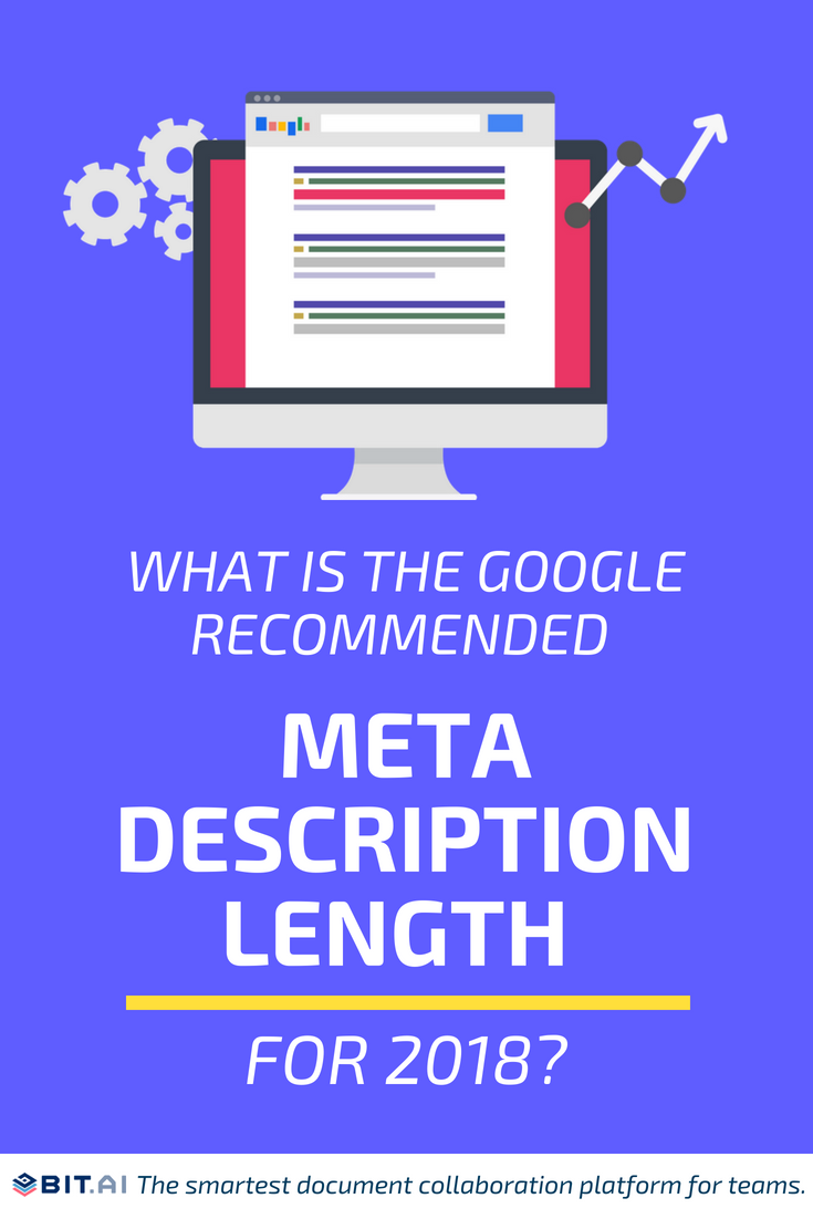 What is the Google Recommended Meta Description Length for 2018? - Meta Description (PIN)