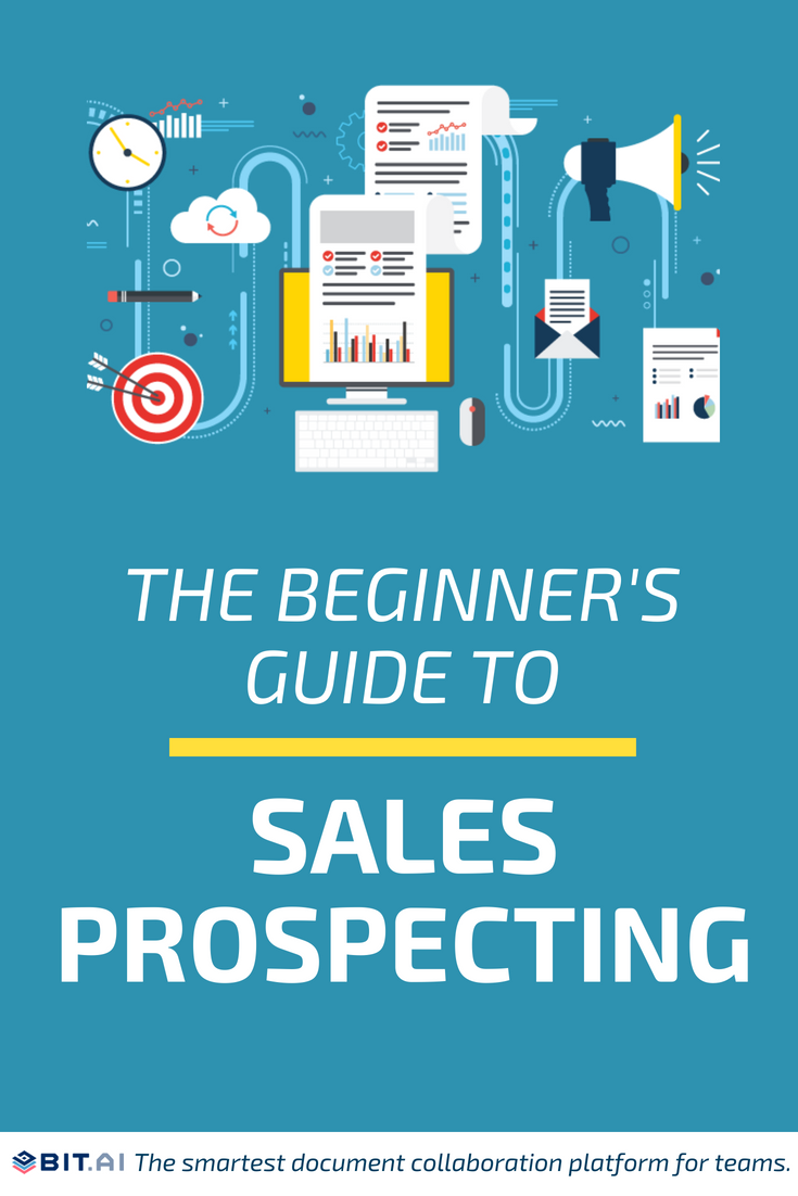The Beginner's Guide to Sales Prospecting - Sales Prospecting (PN)