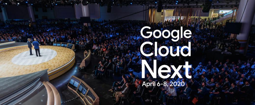 Google cloud next: Tech summit