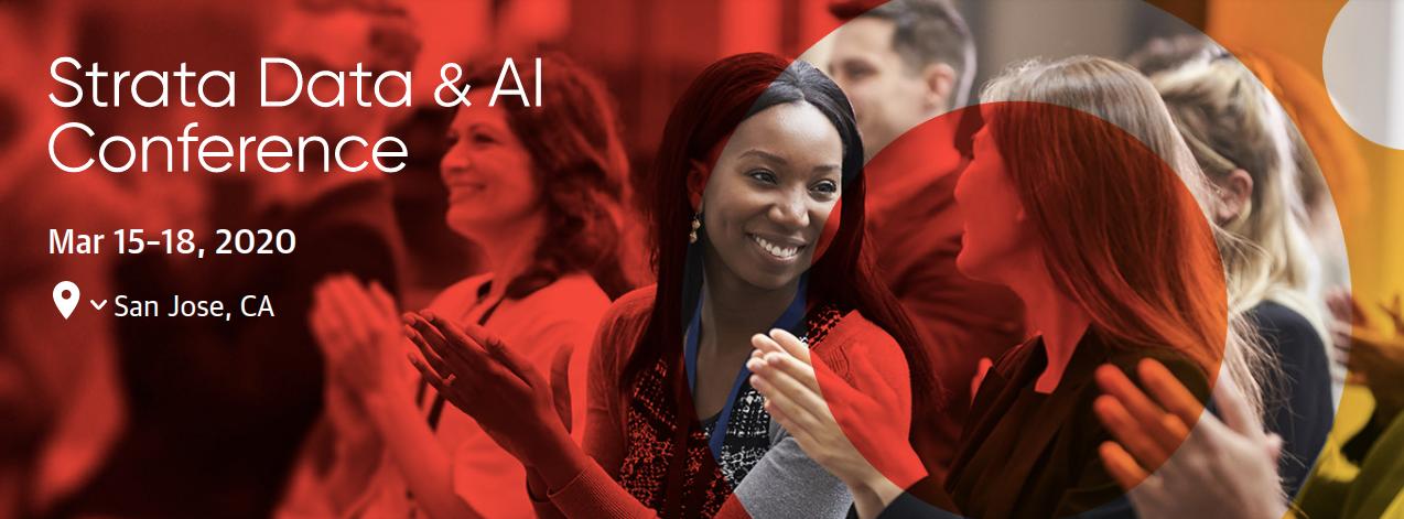 Strata Data and AI Conference: Tech summit