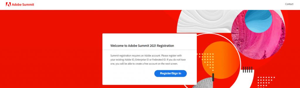 Adobe summit: Tech summit