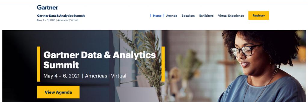 Gartner data and analytics summit: Tech summit