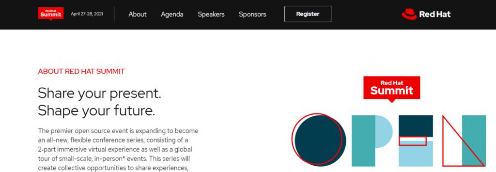 Red hat summit: Tech summit