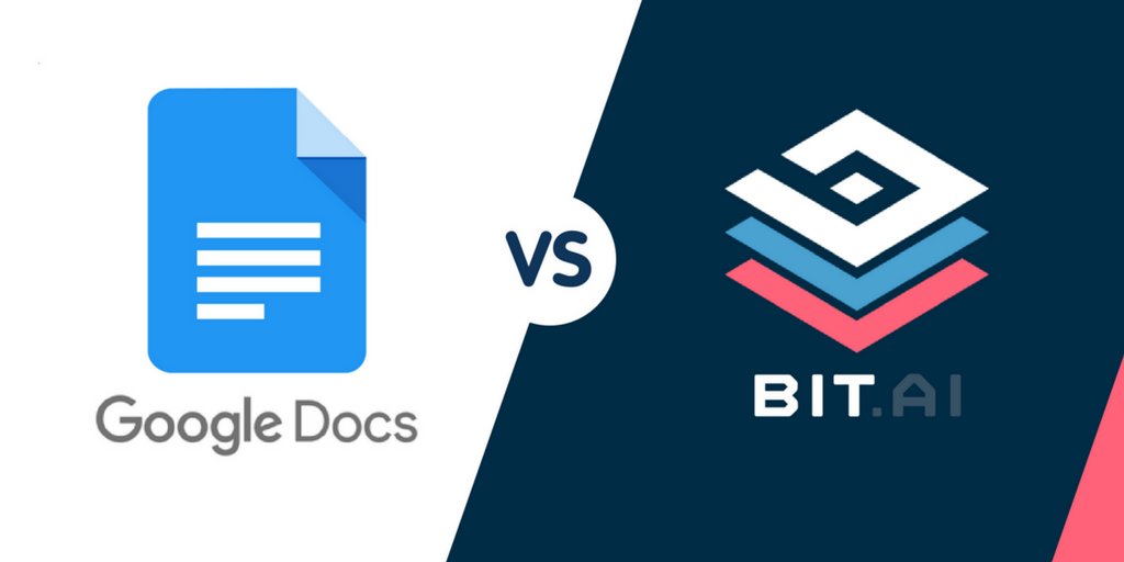Google docs vs Bit.ai