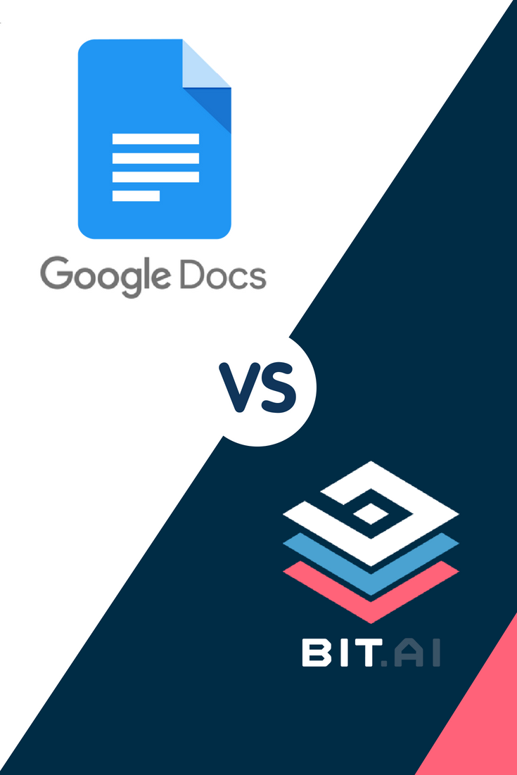 Google Docs vs Bit.ai (PIN)