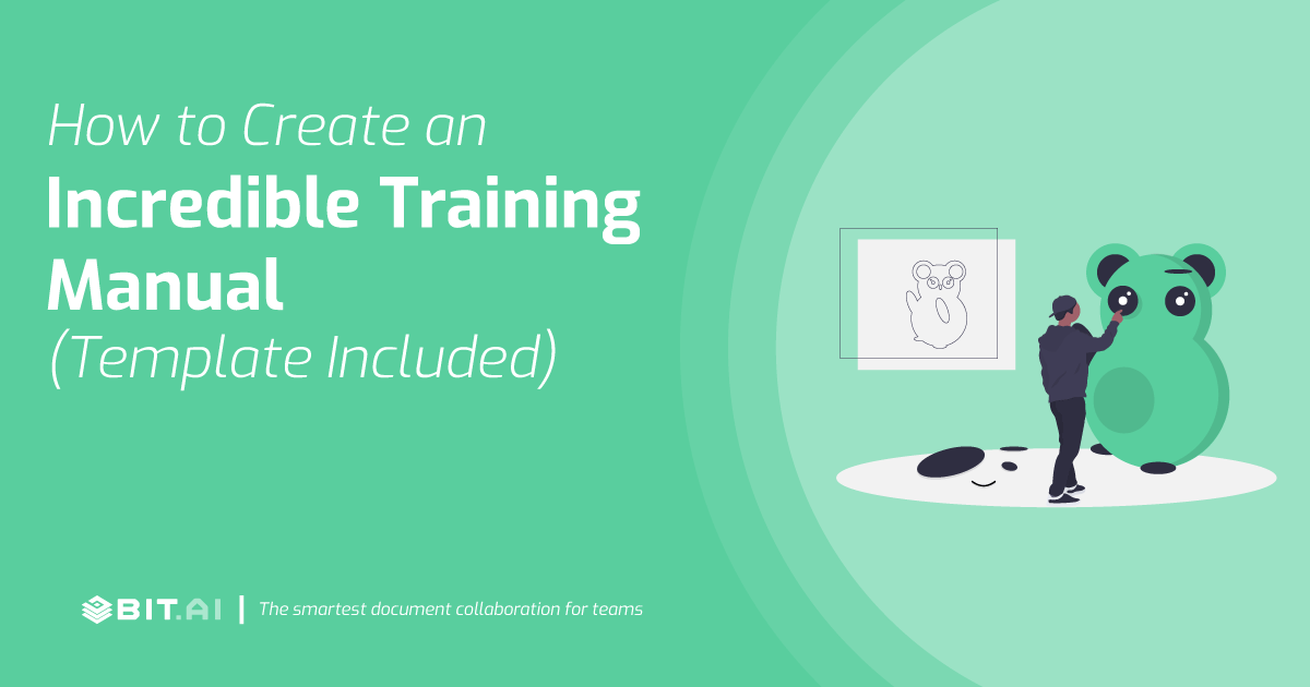How To Create Training Manual Steps And Template Included