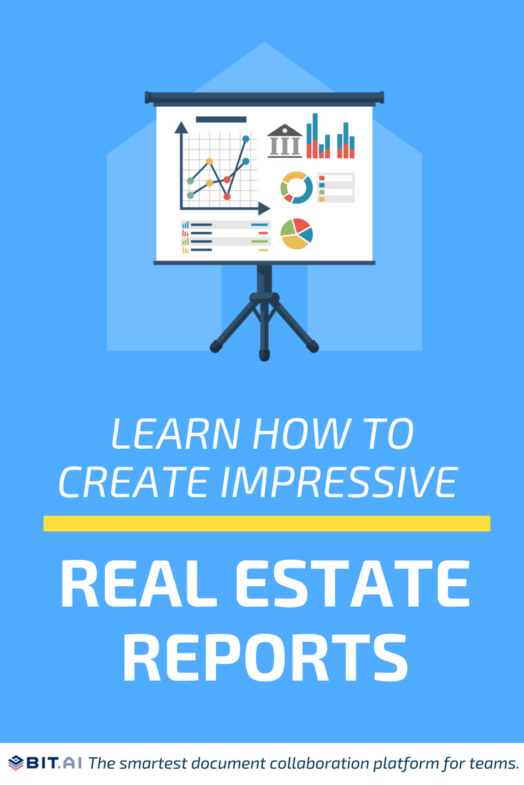 An Ultimate Guide on How to Write a Real Estate Report - Real-Estate Report (PIN)