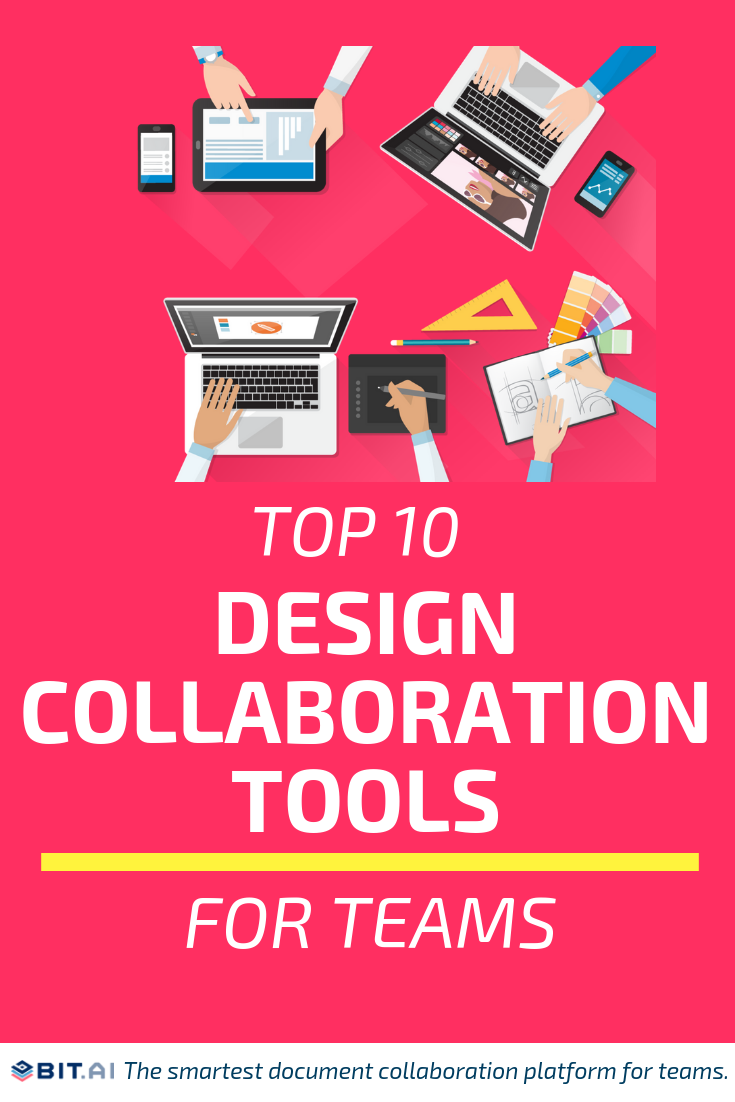 Top 15 Design Collaboration Tools For Teams - Design Collaboration (Pin)