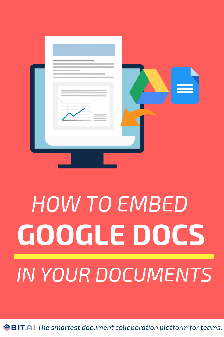 How to Embed Google Docs in Your Documents - Bit Blog