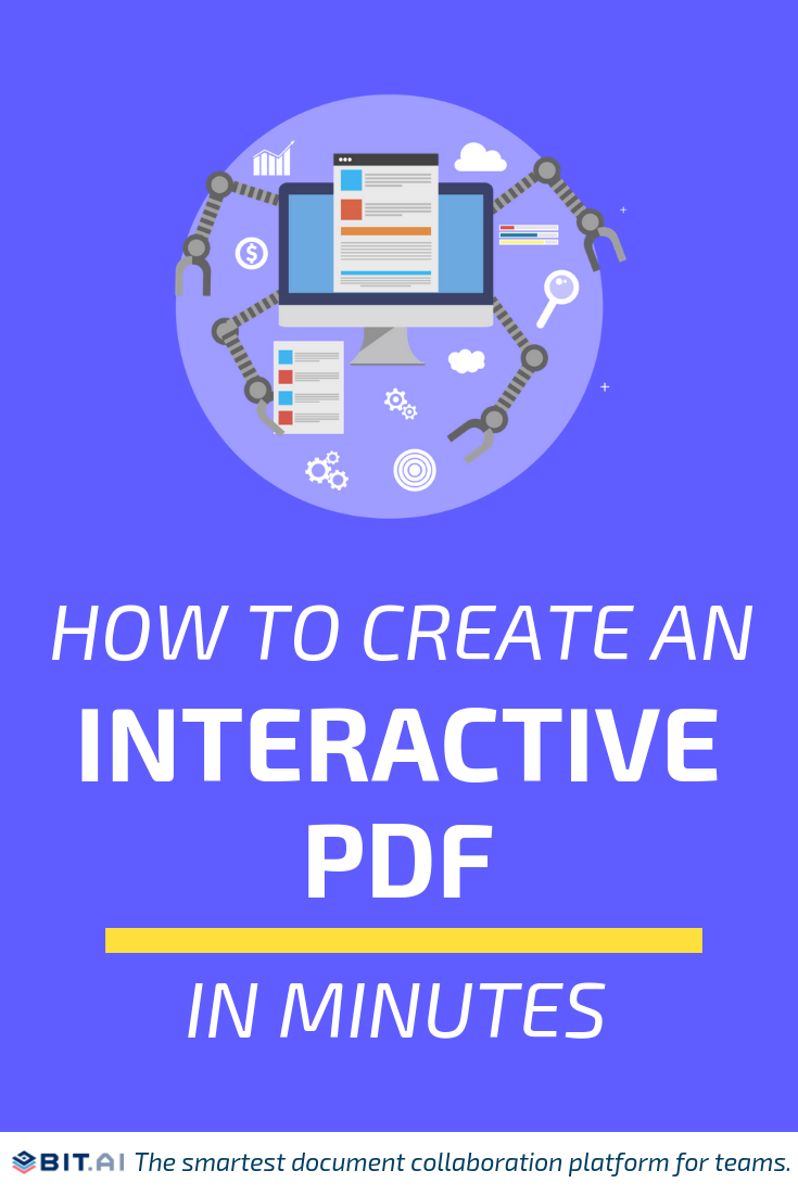 How to Create an Interactive PDF in Minutes - Interactive PDF