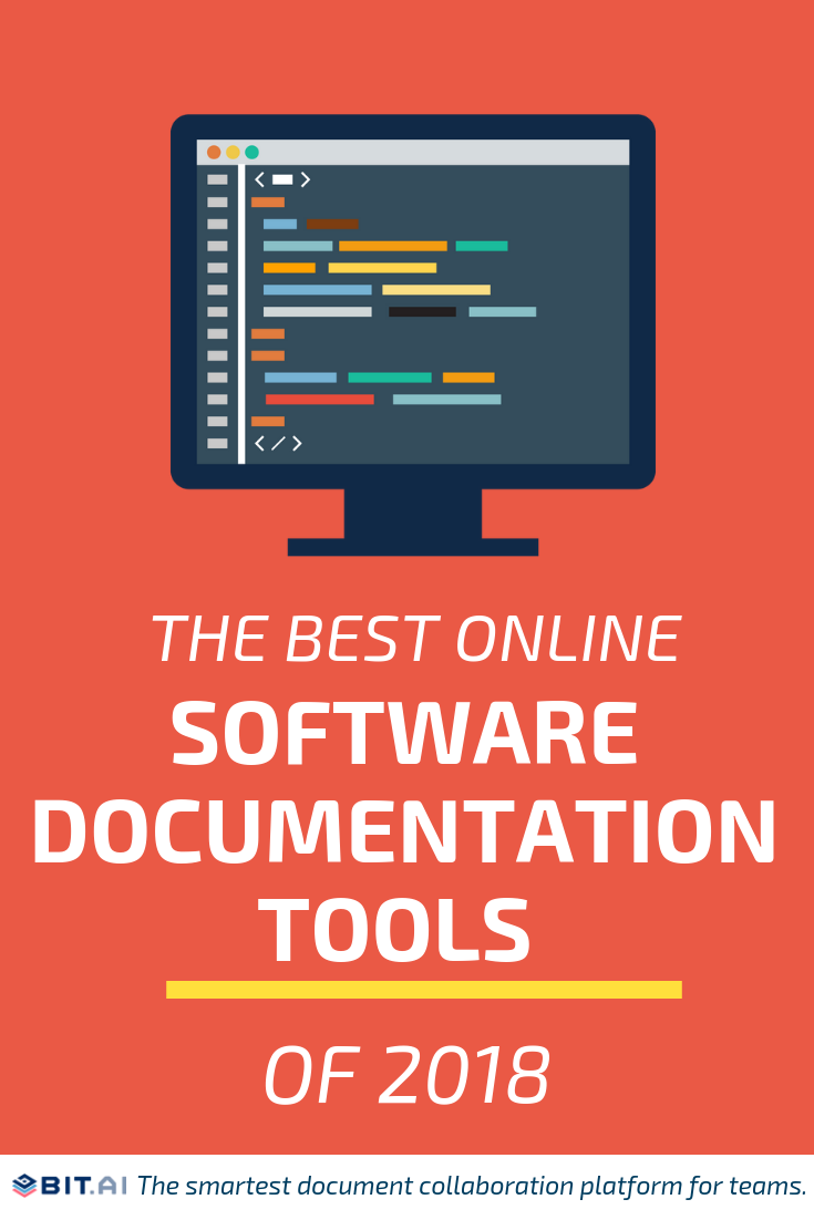 Software Documentation Tools (Pin)
