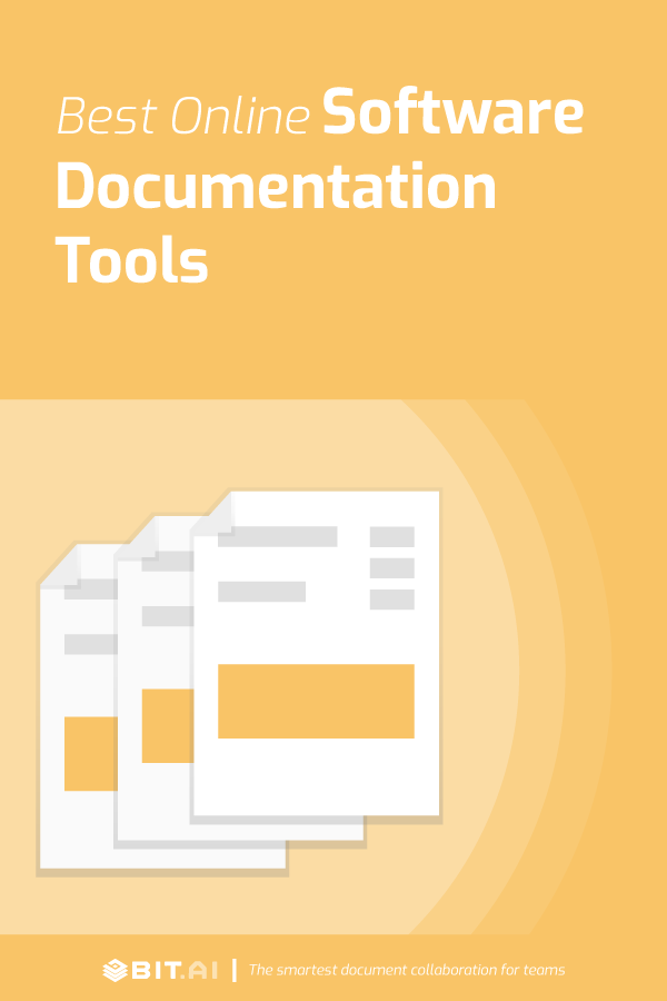 The-Best-Online-Software-Documentation-Tools-of-2020-Pinterest
