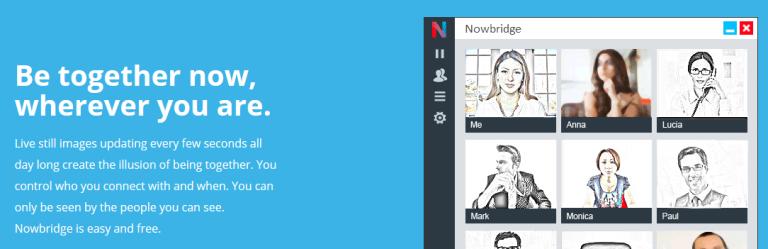 NowBridge: Online collaboration tool