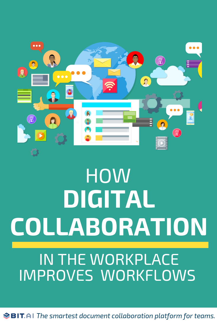 How digital collaboration improves workflow