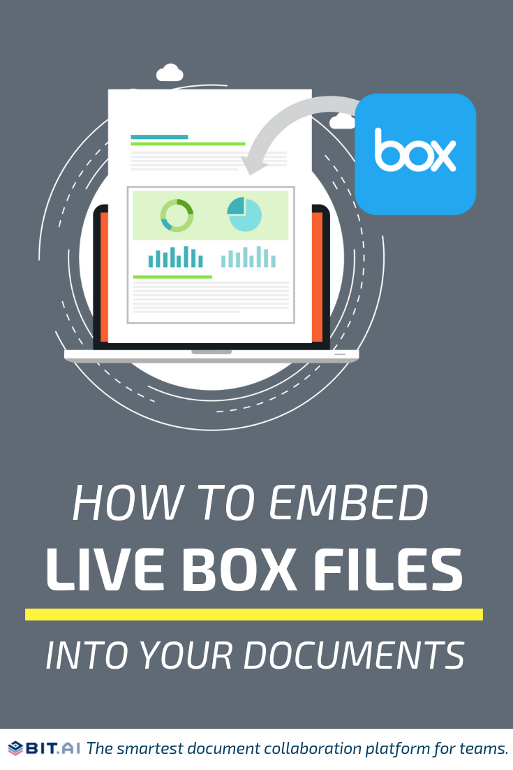 How to Embed Live Box Files into Your Documents - Embed Box Files (Pin)