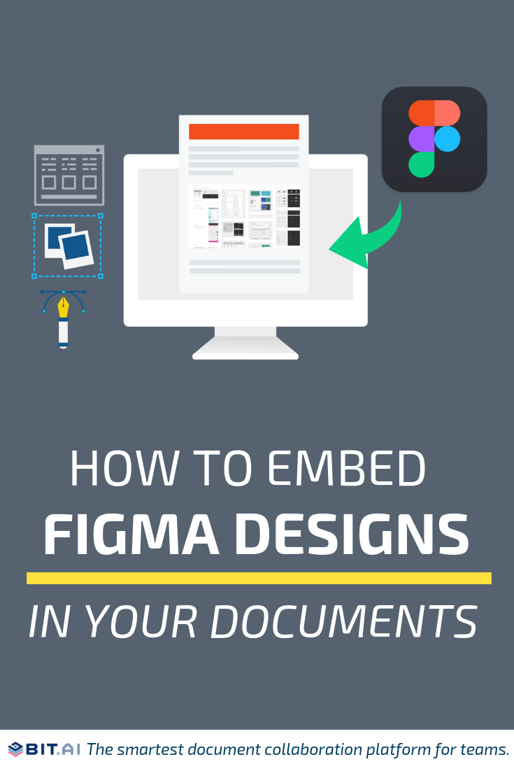 How to Embed Figma Files Inside Your Documents (Pin)