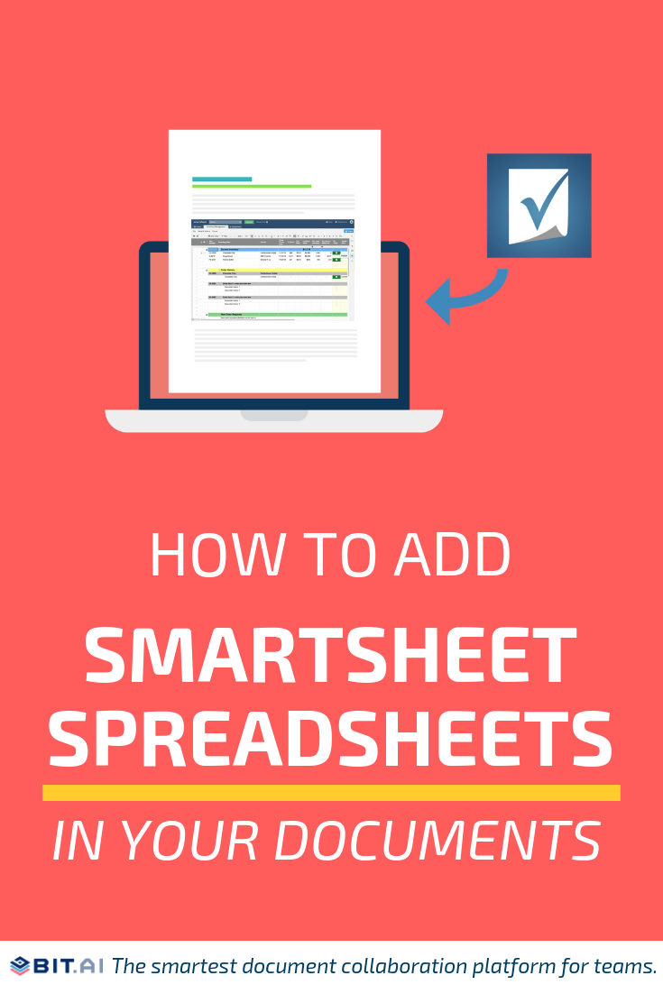 How To embed smartsheet (Pin)