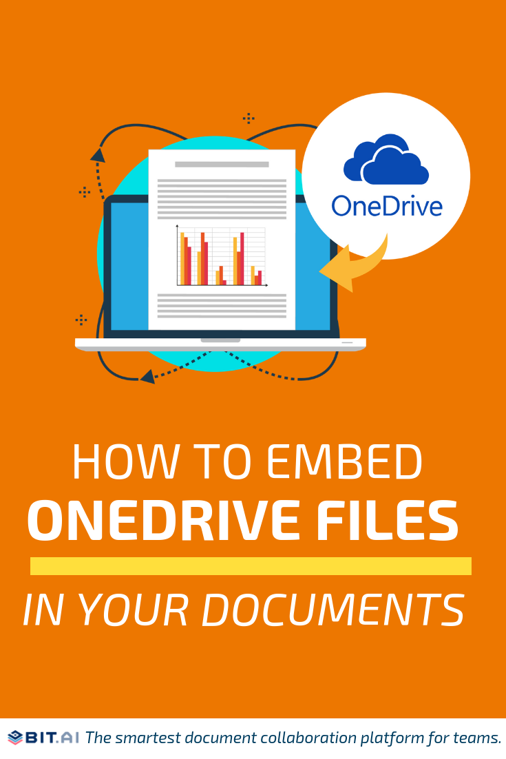 How to Embed OneDrive Files in Your Documents - OneDrive Files (PIN)