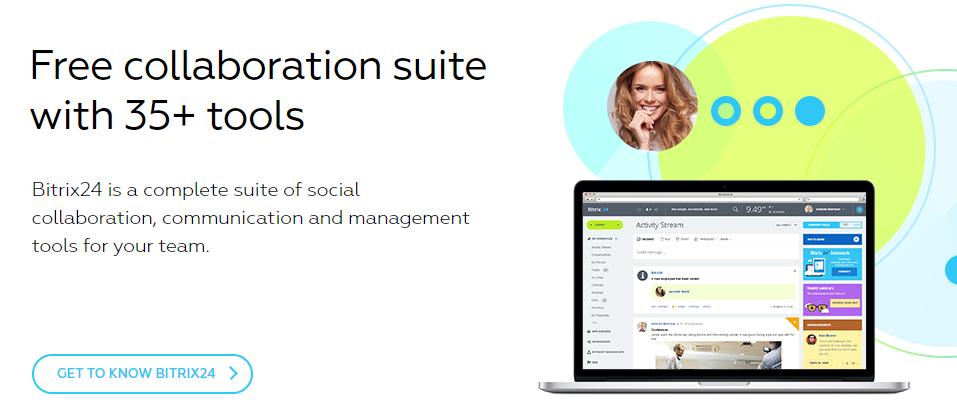 Bitrix24: Content collaboration platform