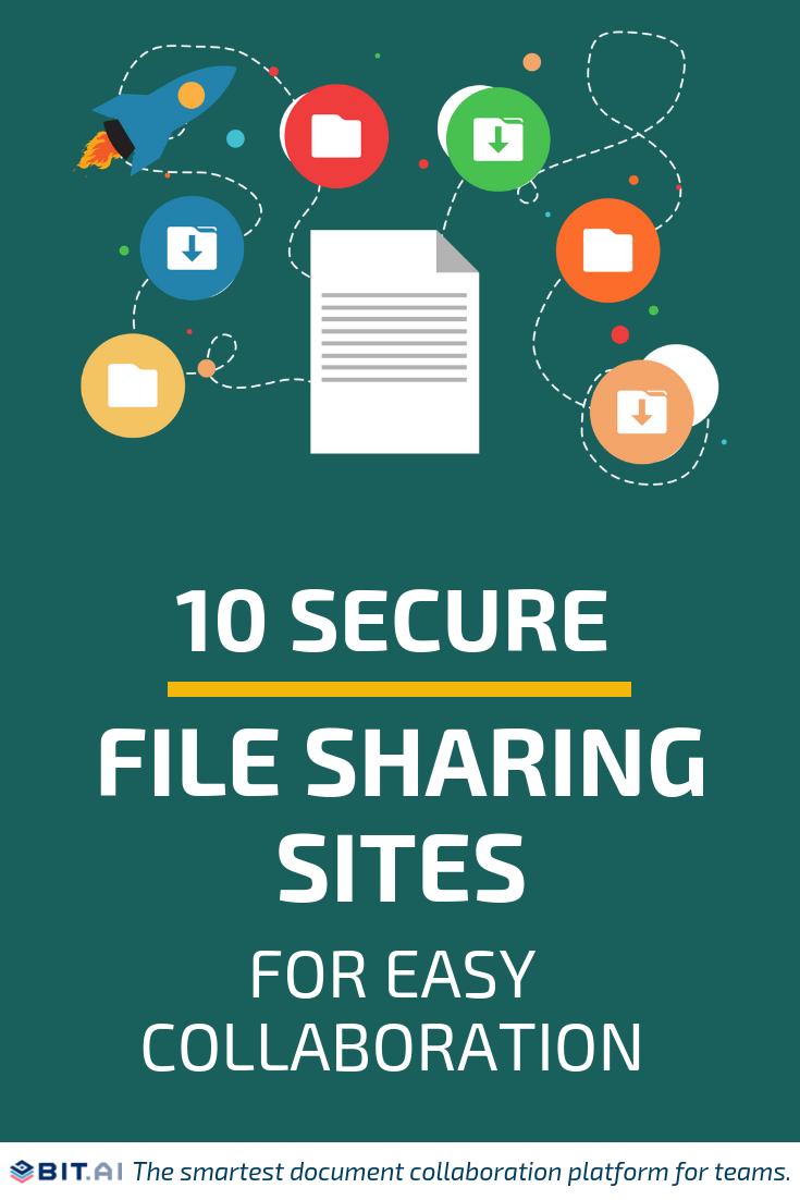 Free File Sharing Sites (Pin)