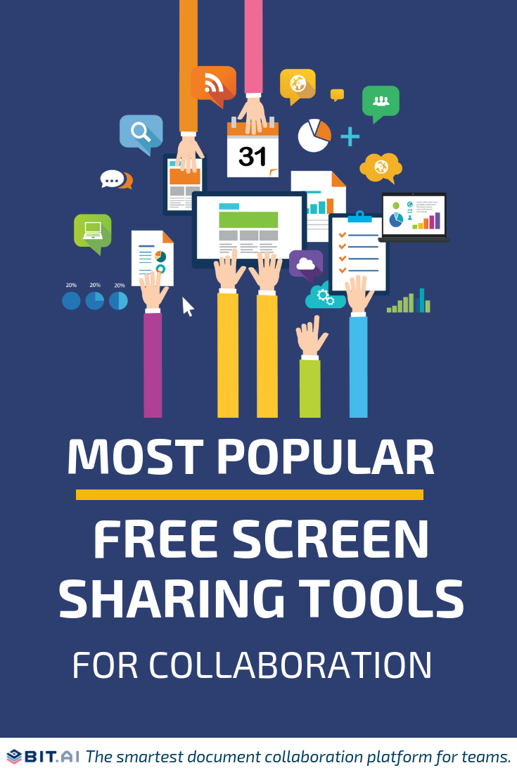 Best Free Screen Sharing Tools For Collaboration - Free Screen Sharing (Pin)