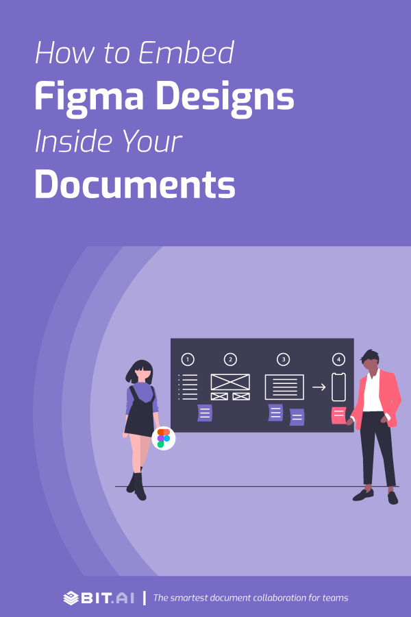How to embed figma designs inside your documents - Pinterest