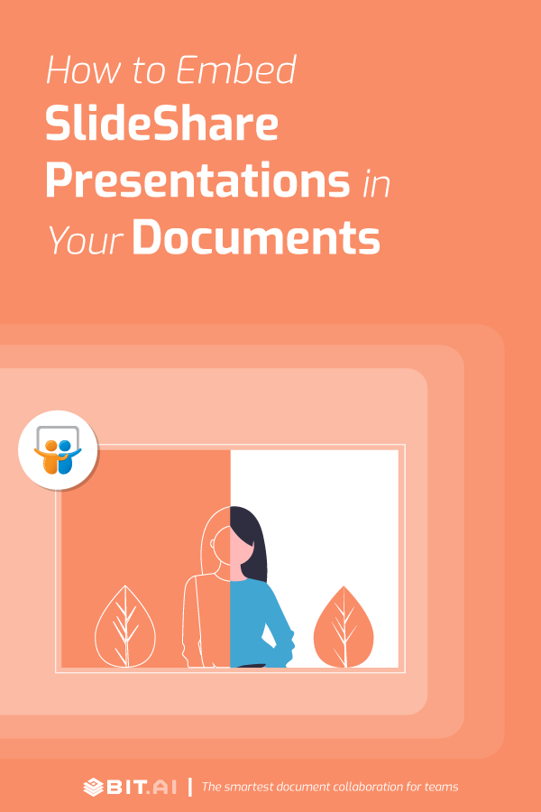 How to embed slideshare presentations in your documents - Pinterest