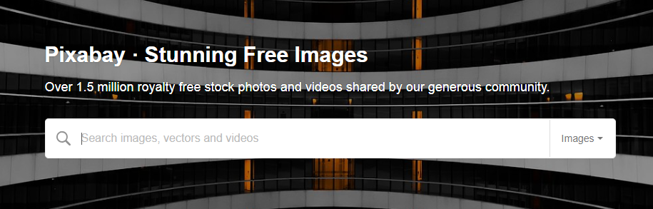 Pixabay: Free stock photos website