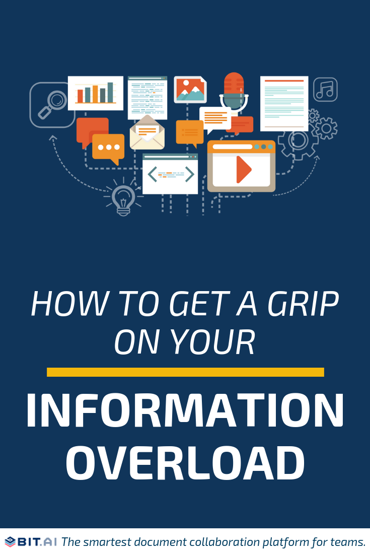 What is Information Overload & How to Manage It (Free Tool) - Information Overload (pin)