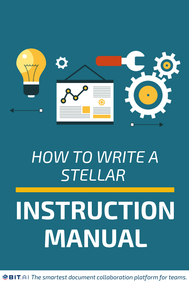 What is Instruction Manual & How To Write it The Right Way